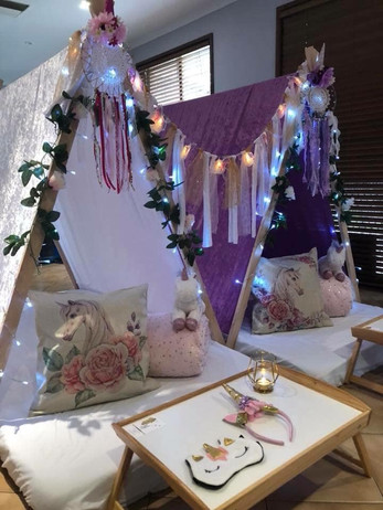Unicorn Magic Teepees