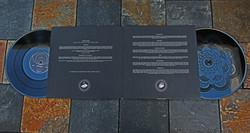 Rervm: Black Vinyl w/. Lotus Etching