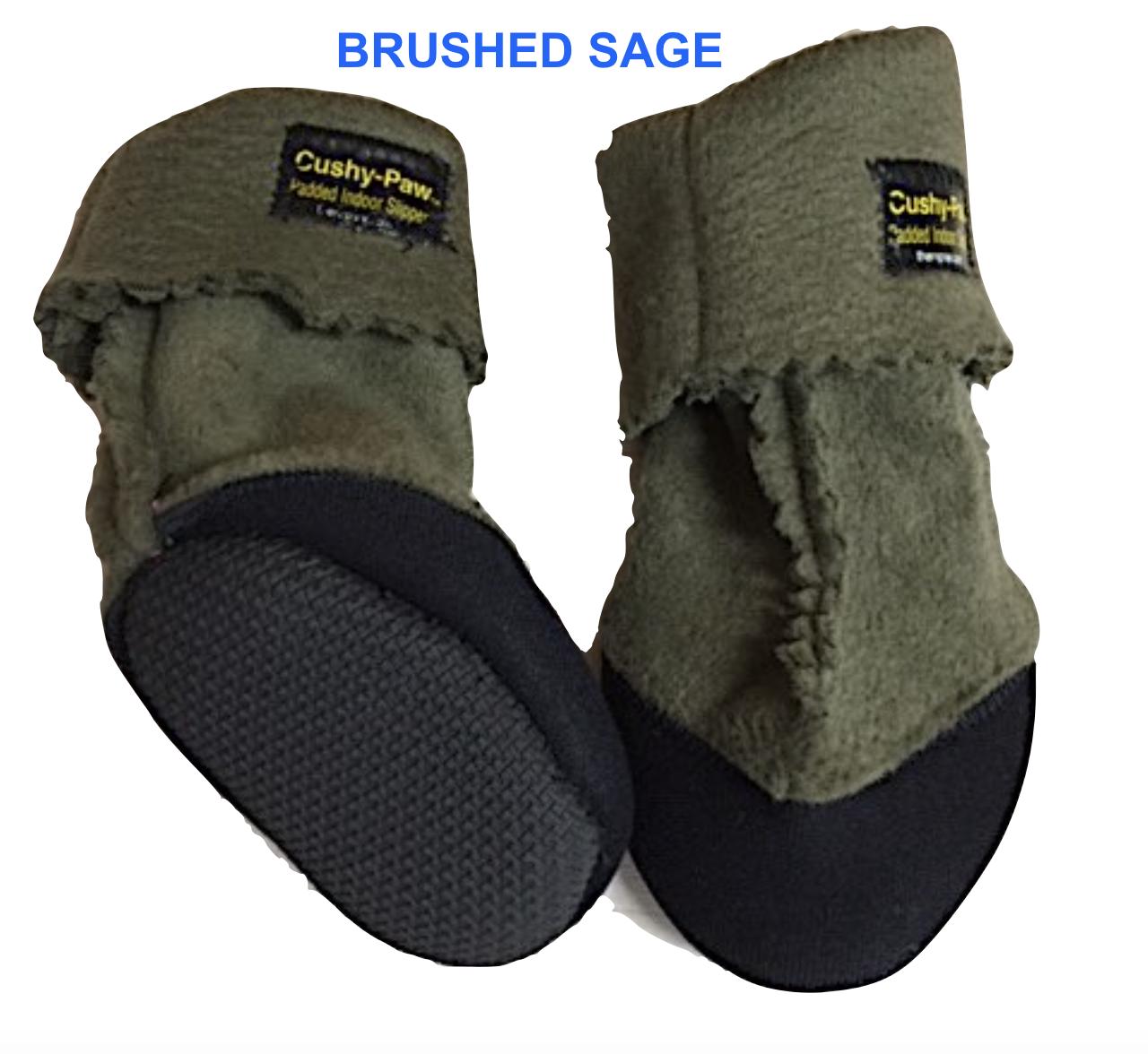Cushy Paw Slippers