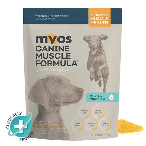 MYOS Canine Muscle Formula