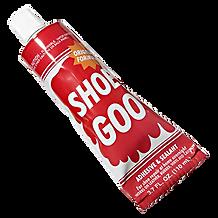 Shoe Goo, rubber sole repair