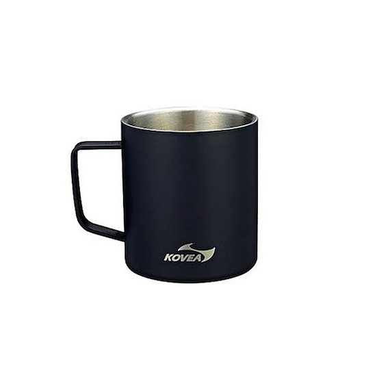 KOVEA STAINLESS DOUBLE MUG CUP CUP