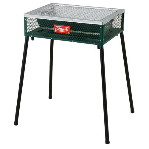 Coleman cool Stage 2 Way Grill/Green