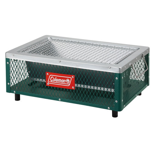 Coleman Cool Stage Table Top Grill/Green