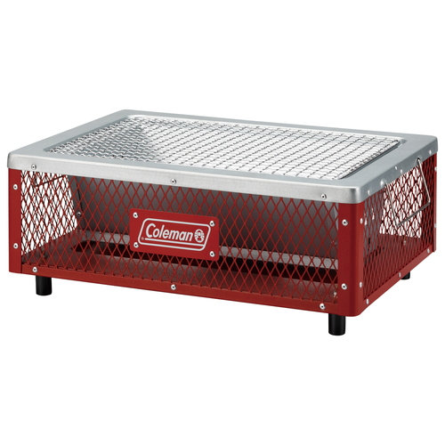 Coleman Cool Stage Table Top Grill/Red