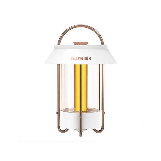 CLAYMORE Lamp Selene White
