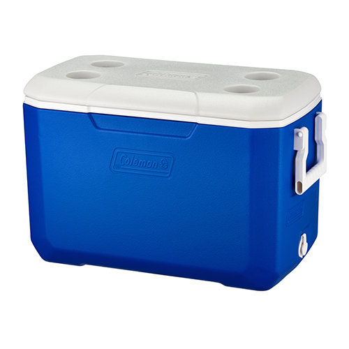 Coleman Cooler 48 QT Blue