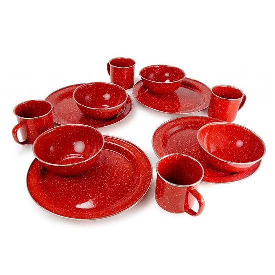 GSI Pioneer Table Set (Red)