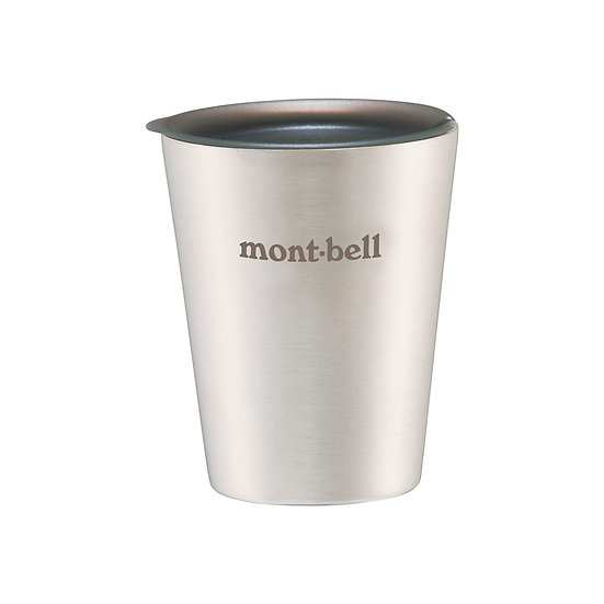 Montbell Stainless Steel Thermo Cup 250