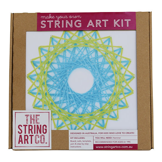 String Art Kit: Traditional (Small)