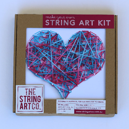 String Art Kit: Heart (Small)