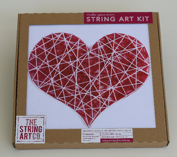 String Art Kit: Heart (Large)