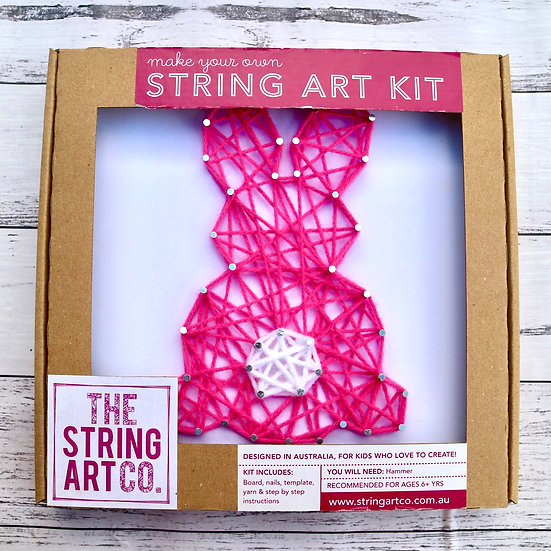 String Art Kit: Bunny