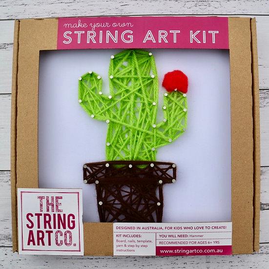 String Art Kit: Cactus