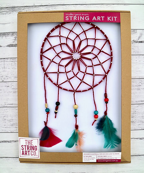 String Art Kit: Dreamcatcher
