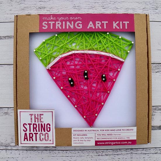 String Art Kit: Watermelon