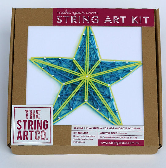 String Art Kit: Star