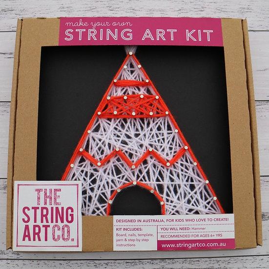 String Art Kit: Teepee