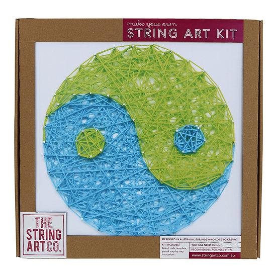 String Art Kit: YingYang