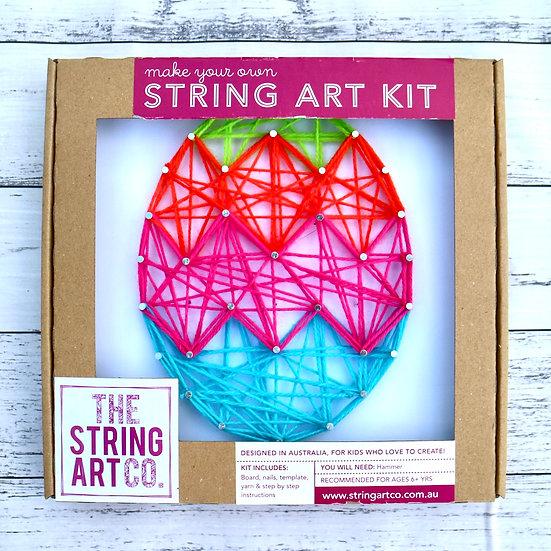 String Art Kit: Easter Egg
