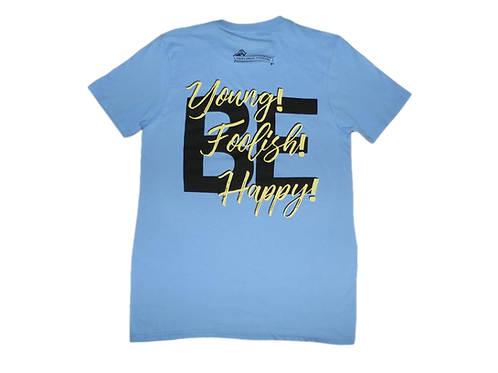 The Tams - Be Young, Be Foolish, Be Happy Shirt