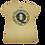 Thumbnail: Ladies Jim Quick & Coastline Distressed Q logo - V neck