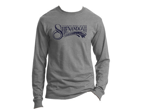 Shenandoah Long Sleeve Logo T Shirt