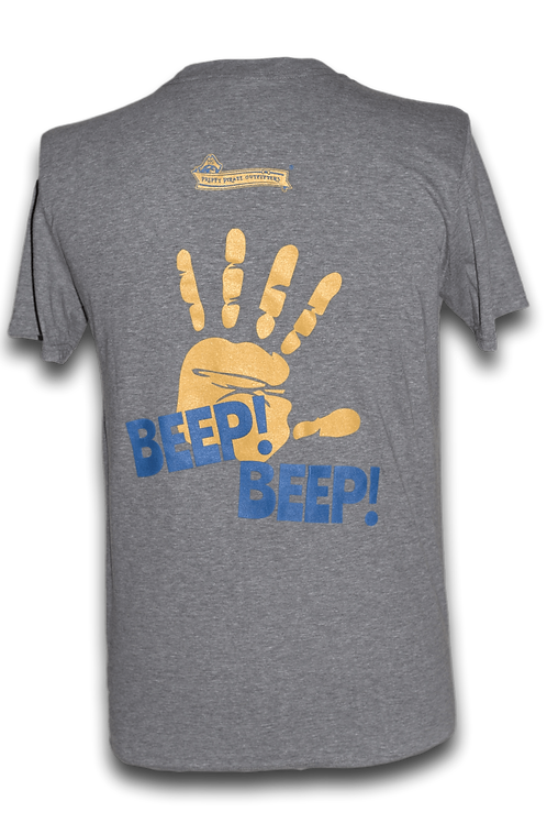 BEEP BEEP Jim Quick & Coastline t shirt