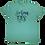 "Thumbnail: Ladies CAROLINA GIRLS ""Best in the World""  T shirt - Mint Green"