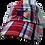 Thumbnail: Preppy Pirate Madras Plaid trucker hat