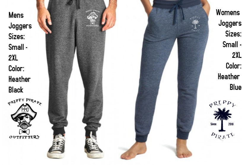 Preppy Pirate Fashion Joggers
