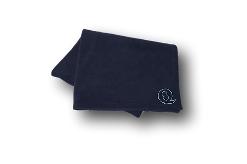 Jim Quick & Coastline Full Size Stadium Blanket - Navy