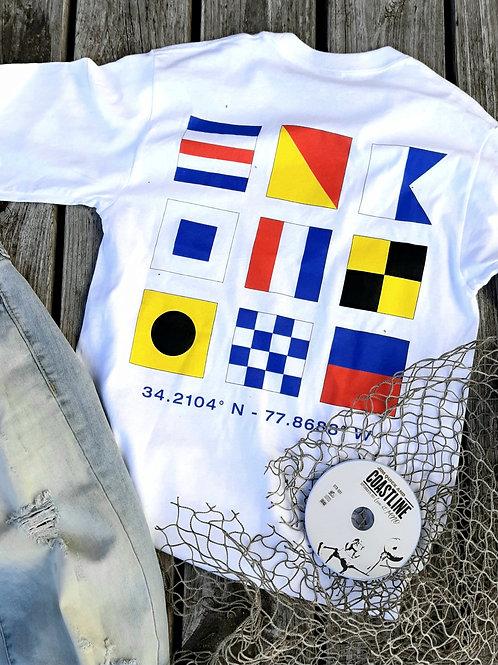 Jim Quick & Coastline Band Against All Flags Longsleeve shirt