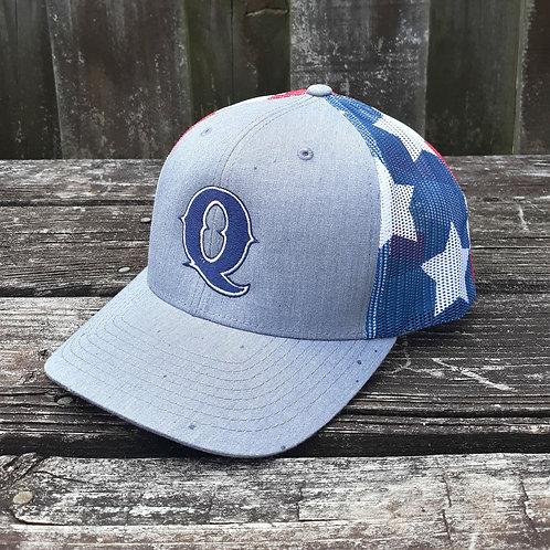 Jim Quick & Coastline America trucker hat