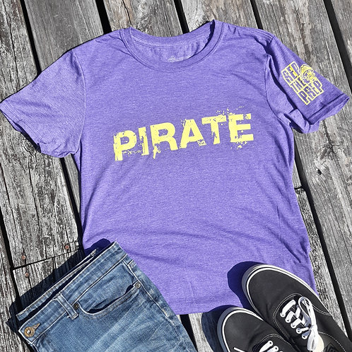 Preppy or Pirate Purple Declaration Tees - You Choose