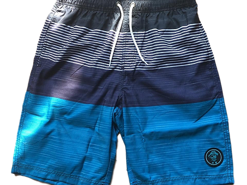 Preppy Pirate Board Shorts -High Tide