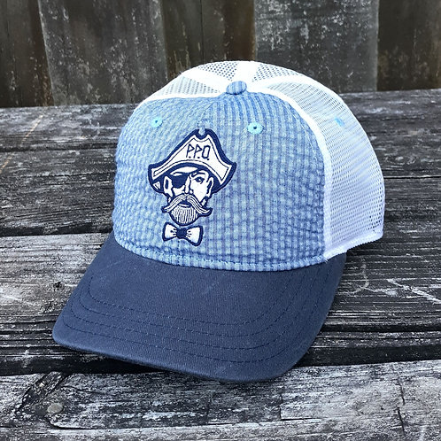 "Preppy Pirate Outfitters ""Carolina"" hat"