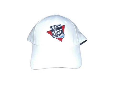 94.9 The Surf Official logo hat