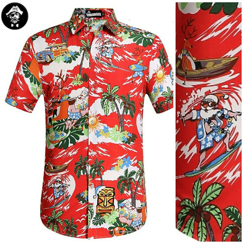 The Preppy Pirate Holiday shirt