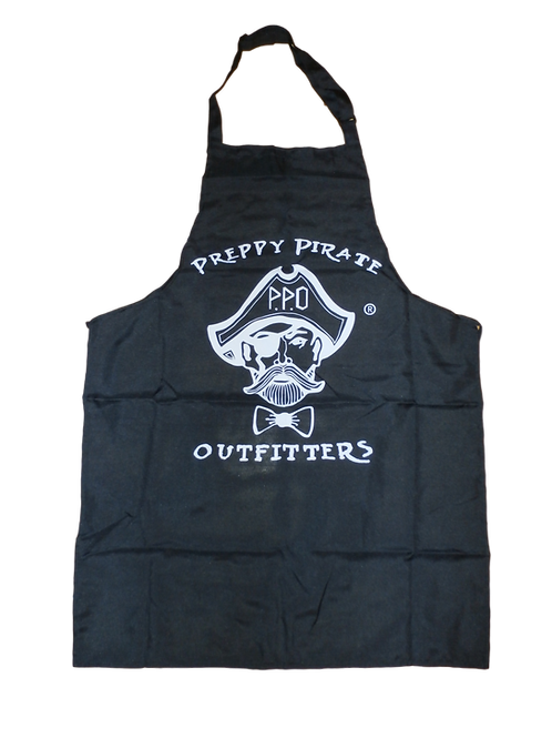 Preppy Pirate official cooking Apron