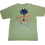 Thumbnail: Carolina Girls - Best in the World shirt logo tee shirt - Celadon