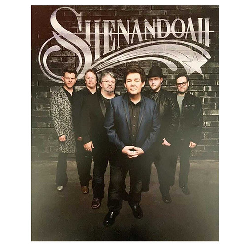 Shenandoah 2021 band 8x10