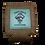 Thumbnail: Preppy Pirate Burlap Island can hugger w/ pocket