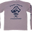 Thumbnail: Preppy Pirate Outfitters triple logo Long sleeve t shirt - Pink