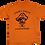 Thumbnail: Kids Preppy Pirate Double Logo t shirt - Orange