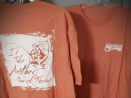 I'd Take Another One of Those short sleeve t shirt - terracotta