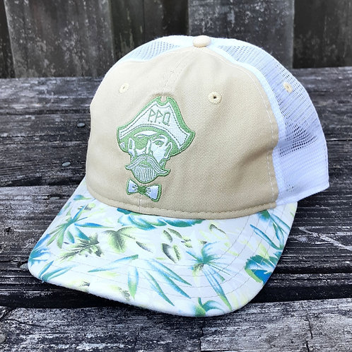 "Preppy Pirate Outfitters ""Paradise"" hat"