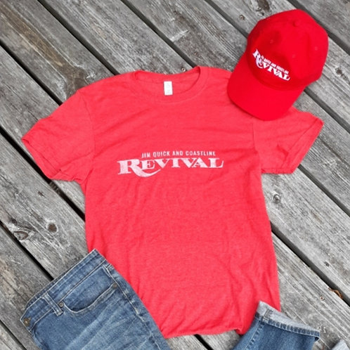 """Revivial"" Jim Quick & Coastline t shirt"