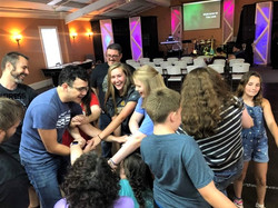 Linked Youth-Dallas First Assembly-Fun t
