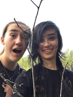 Jana and Liz